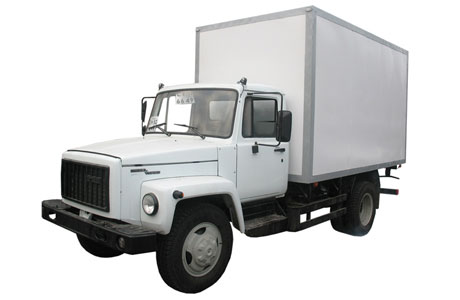 ГАЗ 3309 (3307)