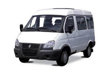 ГАЗ 2217 Соболь Бизнес